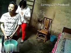 chinese amateur couple fucking in hotel and money spy video
